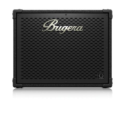 "Bugera BT115TS Ultra-Compact and Lightweight 1,600-Watt Bass Cabinet with Original 15"" TURBOSOUND Speaker and Adjustable HF Driver"