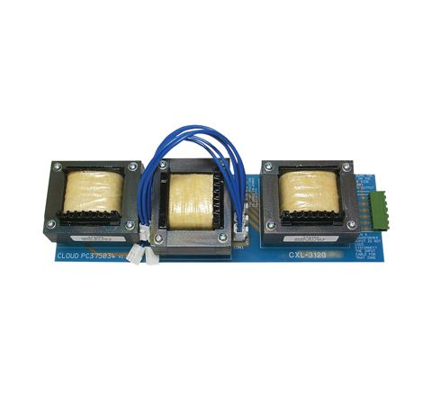 Cloud CXL-3120 3x 40 W 100/70 V Line Transformer Module
