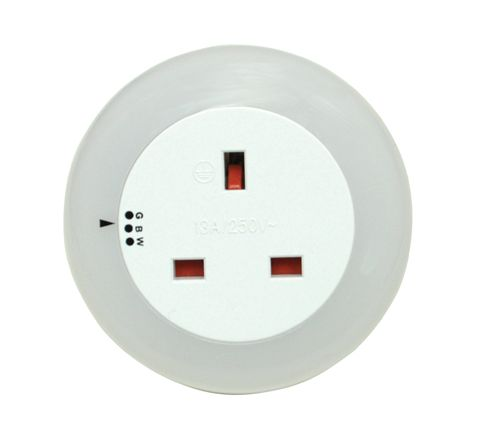 Eagle LED Nightlight Inc 13A Socket
