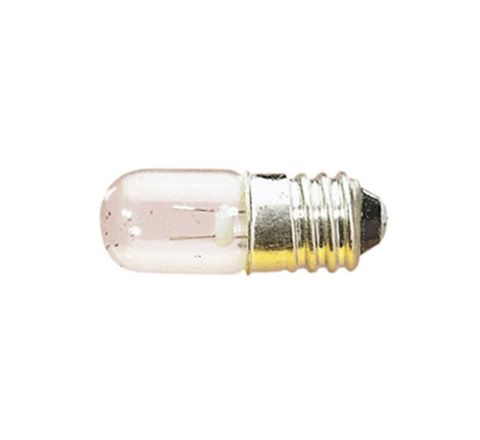 Clear MES Screw Fitting Bulb (Voltage 6V mA 50)