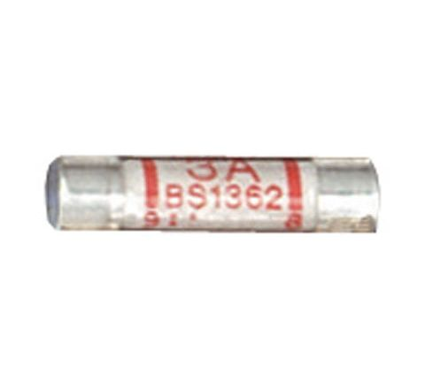 Domestic Mains Fuses (Blister of 4) (Rating (A) 3)