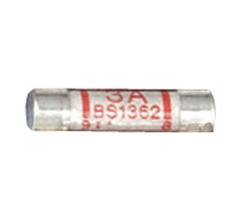 Domestic Mains Fuses (Loose) (Rating (A) 3)