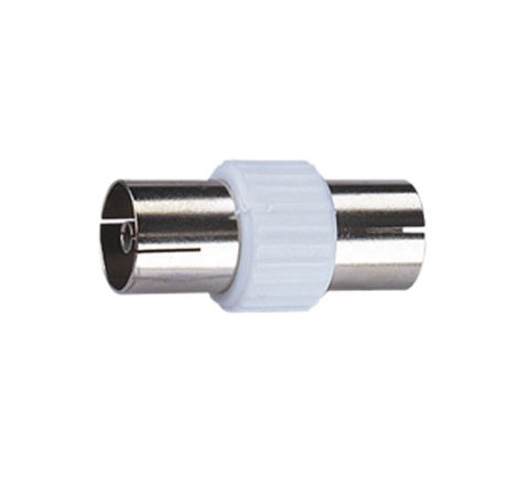 Coaxial Line Socket to Line Socket Coupler