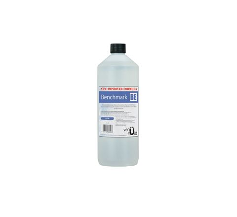 Venu BE Benchmark Medium Density Slow Dispersal Club Smoke Fluid (Volume (l) 1)