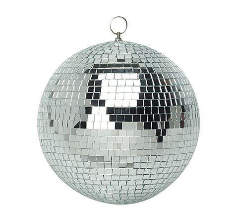 FXLab Silver Mirror Ball (Diameter (mm) 250mm (10inch))