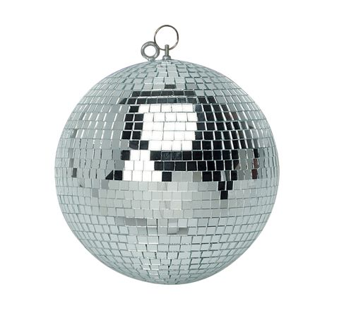 FXLab Silver Mirror Ball (Diameter (mm) 500mm (20inch))