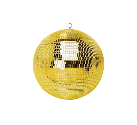 Gold Mirror Ball (Diameter (mm) 400 (16inch))