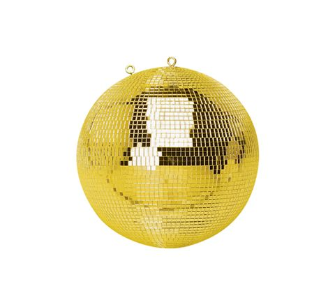 Gold Mirror Ball (Diameter (mm) 500 (20inch))