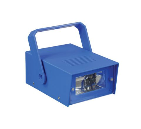 Cheetah Battery Operated LED Mini Strobe (Colour Blue)