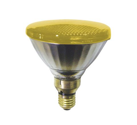 Sylvania Par 38 Lamp ES 80W (Colour Yellow)