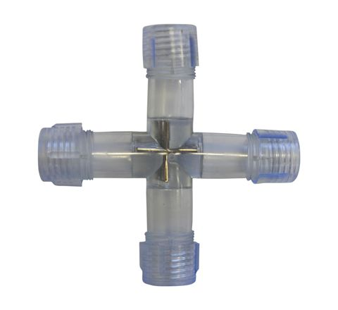 Eagle Cross Coupler for LED Rope Light