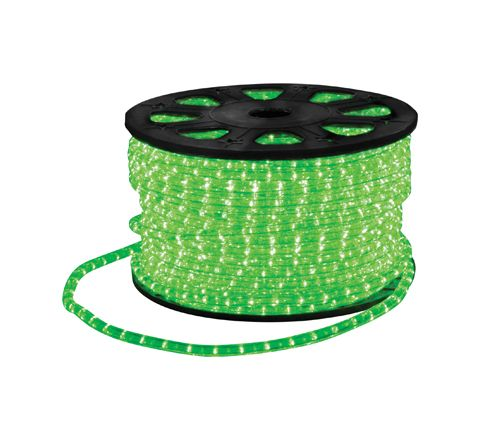 Eagle Static LED Rope Light 45m (Colour Green)