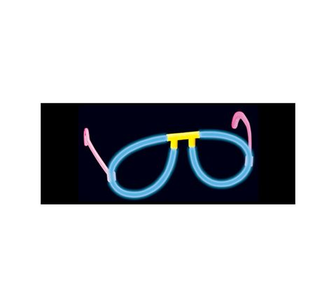 Glow Glasses (Colour Blue)