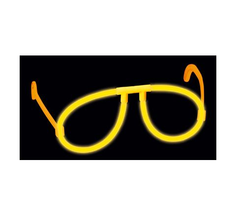 Glow Glasses (Colour Yellow)