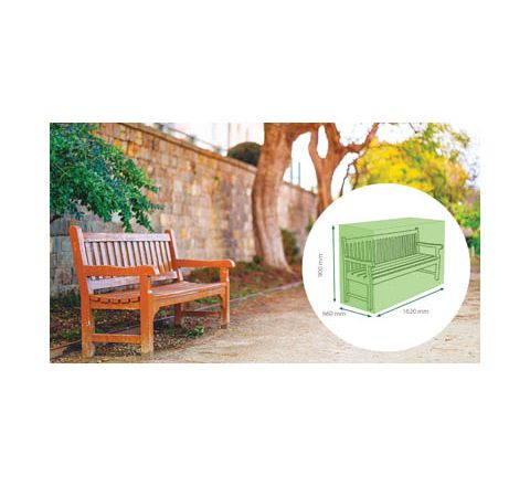 Sutton Home and Garden Water Resistant 3 Seater Bench Cover