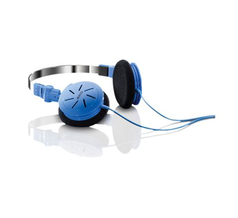 AKG K402 Headphones - Blue