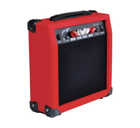 Johnny Brook 20W Guitar Amplifier (Colour Red)