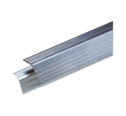 Aluminium Right Angle Edging Extrusion, Priced Per Metre (Material Thickness (mm) 3 Dimensions (mm) 34.5x34.5x2000)