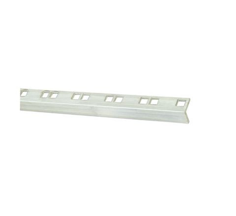 Aluminium Standard Fixed Rack Strip