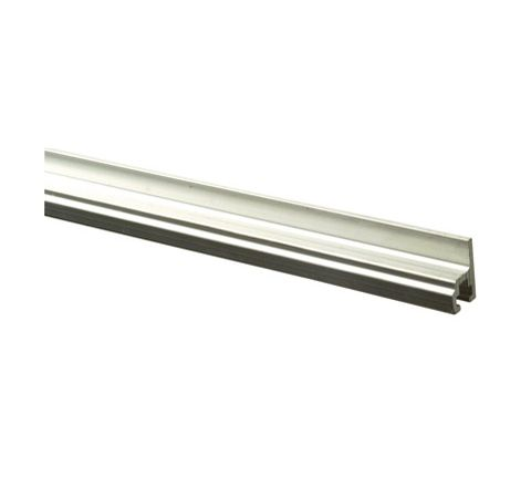 Aluminium Standard Sliding Rack Strip