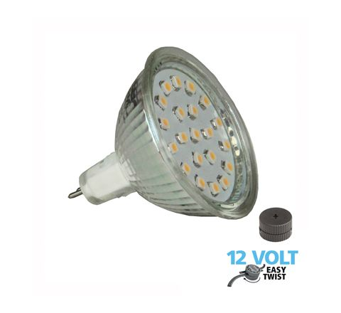 Luxform Lighting 12V SMD LED Reflector Lamp