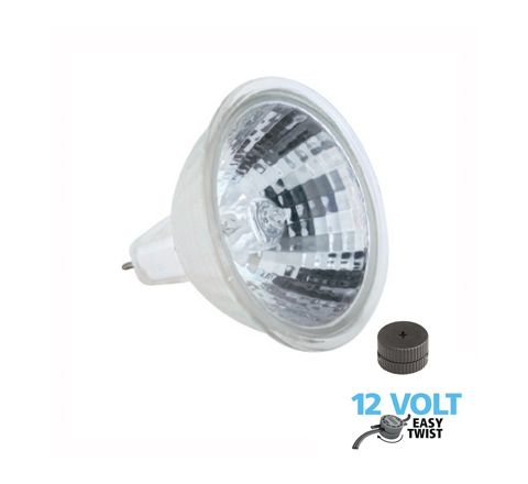 Luxform Lighting 50W MR16 Halogen Reflector Lamp
