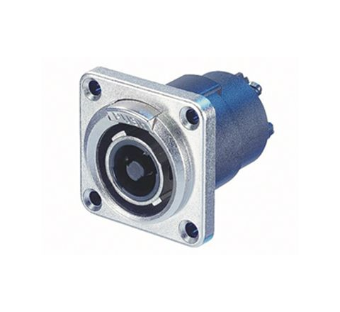 Neutrik NLT4FP 4 Pole 40A Chassis Connector