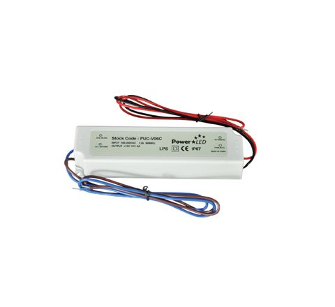 100W 12V 8.33A Constant Voltage LED Lighting Power Supply