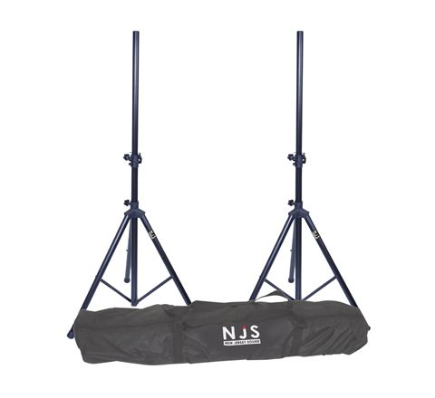 2 x Speaker Stand and Carry Bag Kit