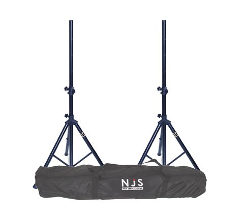 2 x Economy Speaker Stand and Carry Bag Kit