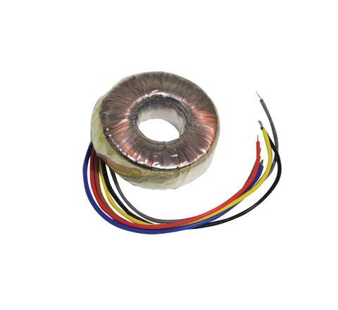 High Quality Toroidal Transformer (Outputs (V ac) 0-6, 0-6 Power (W) 50)