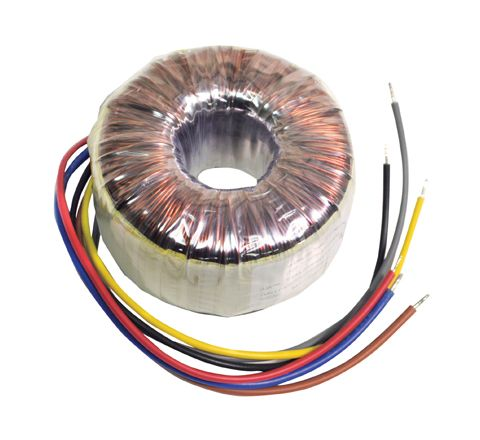 High Quality Toroidal Transformer (Outputs (V ac) 0-35, 0-35 Power (W) 300)