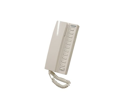 Eagle 11 Way All Master 24 VDC Handset Intercom