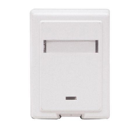 Single M245 Surface Outlet.