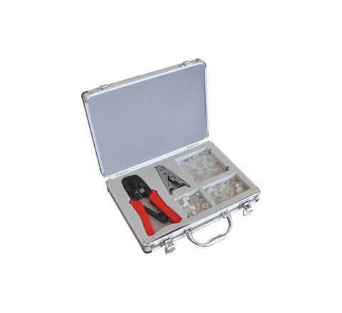 Network Connection Kit (Crimping and Stripping)