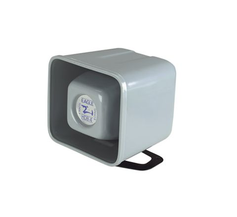 Compact Square Horn Speaker With Adjustable Bracket 4W