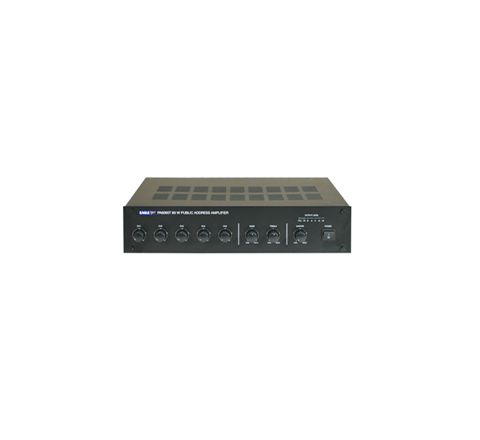 Eagle PA6000 Series 100 V Line Mixer Amplifier (Power RMS (W) 60)