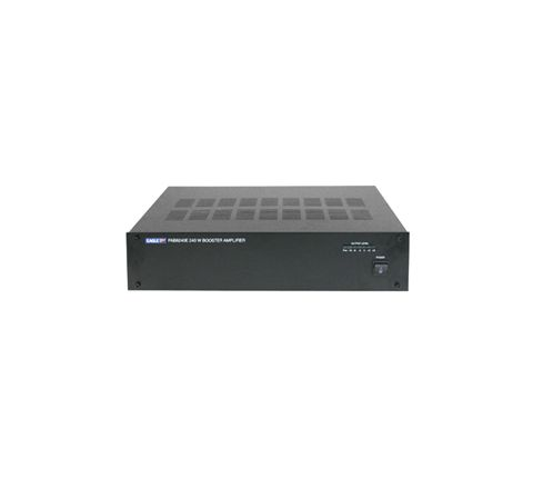 Eagle PAB6000 Series 100V Line Slave Amplifiers (Power RMS (W) 240)