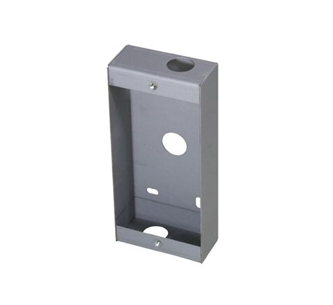 Bell 5-6-7 Way Door Entry Flush Mounting Back Box