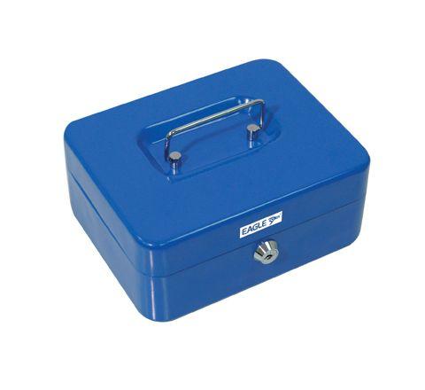 "Eagle 8"" Cash Box"