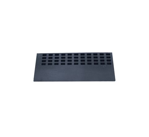 Easy Edge Threshold Rubber Ramp (Product Dimensions (mm) 60x920x350)