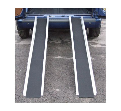 Lightweight Channel Ramp (Length (Collapsed) (mm) 920)