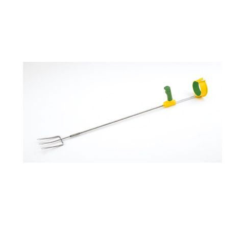Ergonomic Long Handled Garden Hand Tools (Configuration Long Reach Fork)