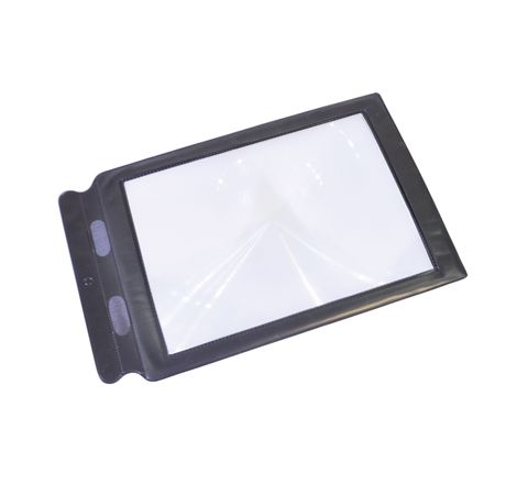 Sheet Magnifier (Product Dimensions (mm) 13.5x195x305)