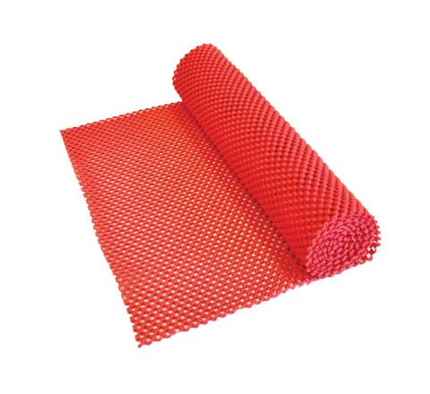 Non Slip Fabric 150x30cm (Colour Red)