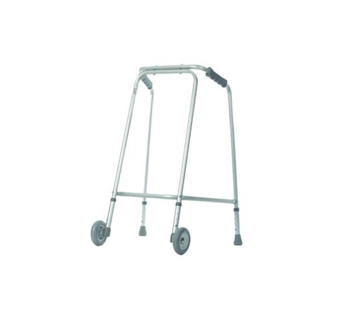 Lightweight Walking Frame for Home Use (Configuration With Wheels Size Large)