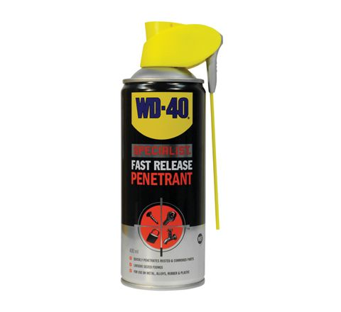 WD-40 Specialist Fast Release Penetrant  (Contents (ml) 400)