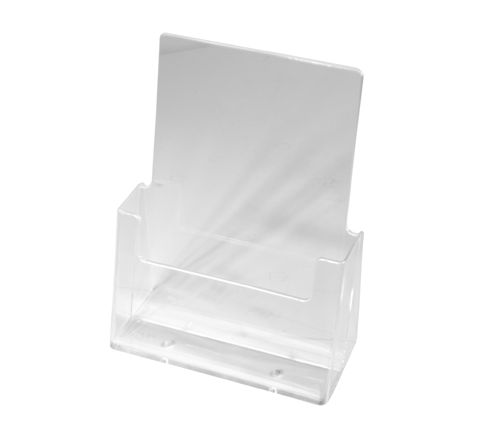 Electrovision A5 Portrait Brochure / Leaflet Holder