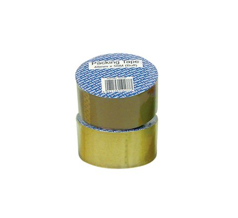 Clear Packing Tape - 48 mm x 66 m