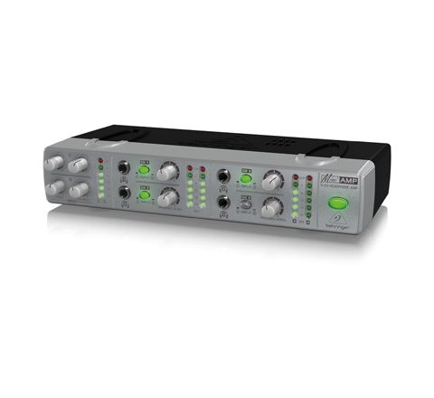 Behringer AMP800 Miniamp Headphone Amplifier